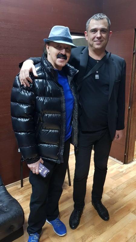 Vlada Mitrović i Haris Džinović