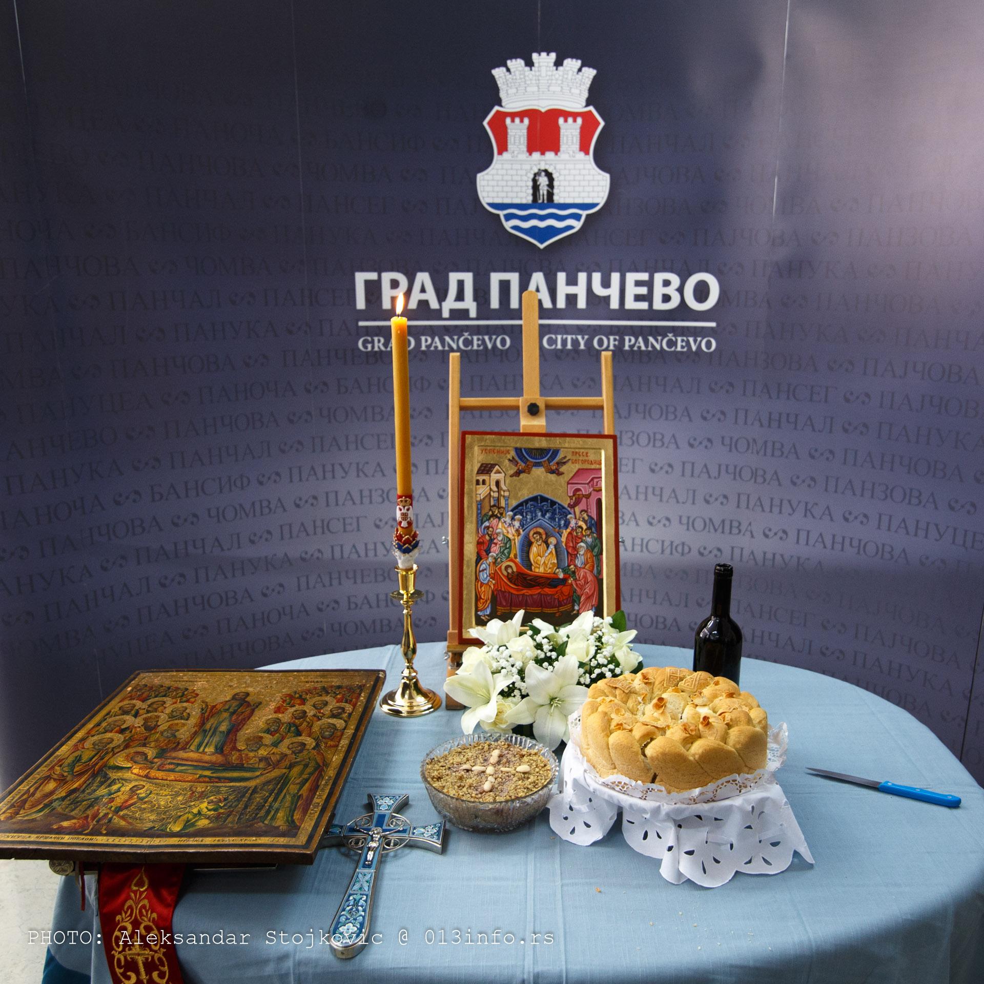 Slava Pančeva 2019. Velika Gospojina