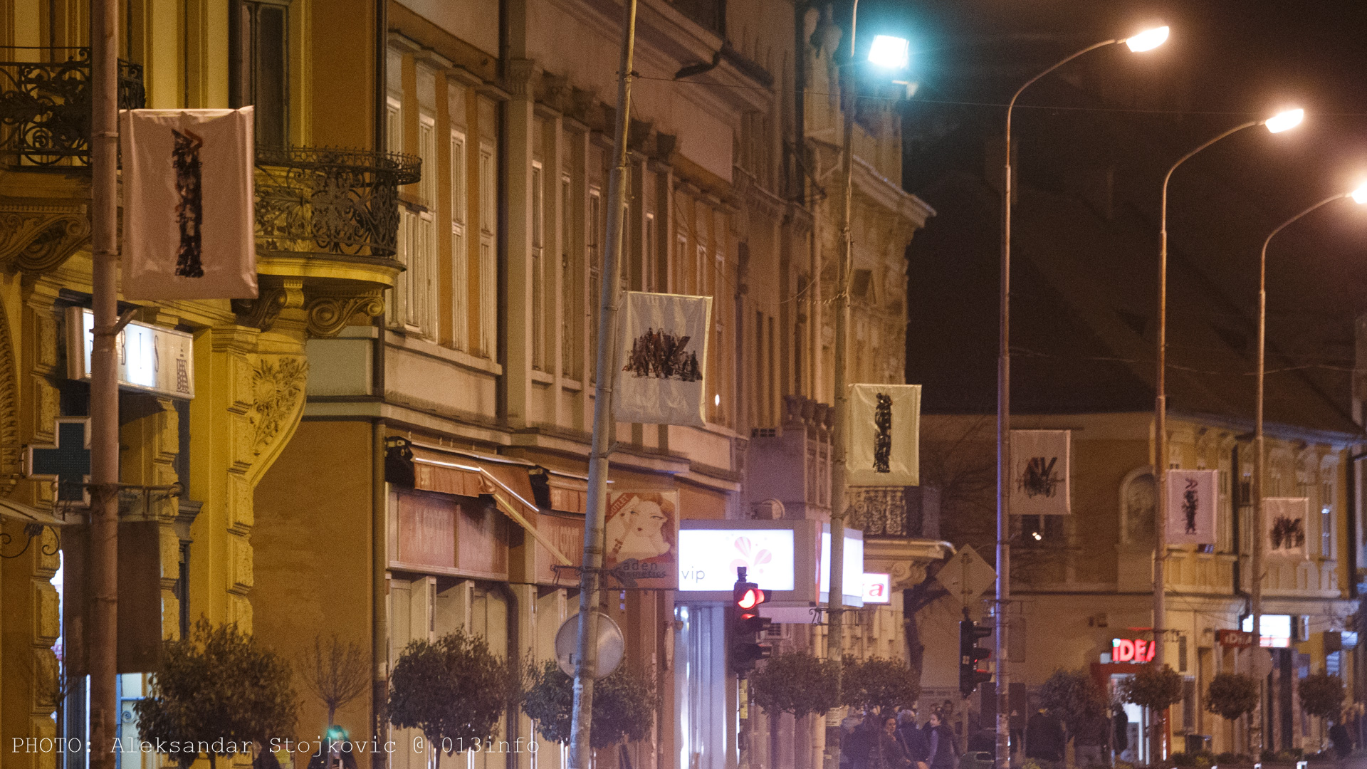 Protest #1od5miliona u Pančevu 22. marta