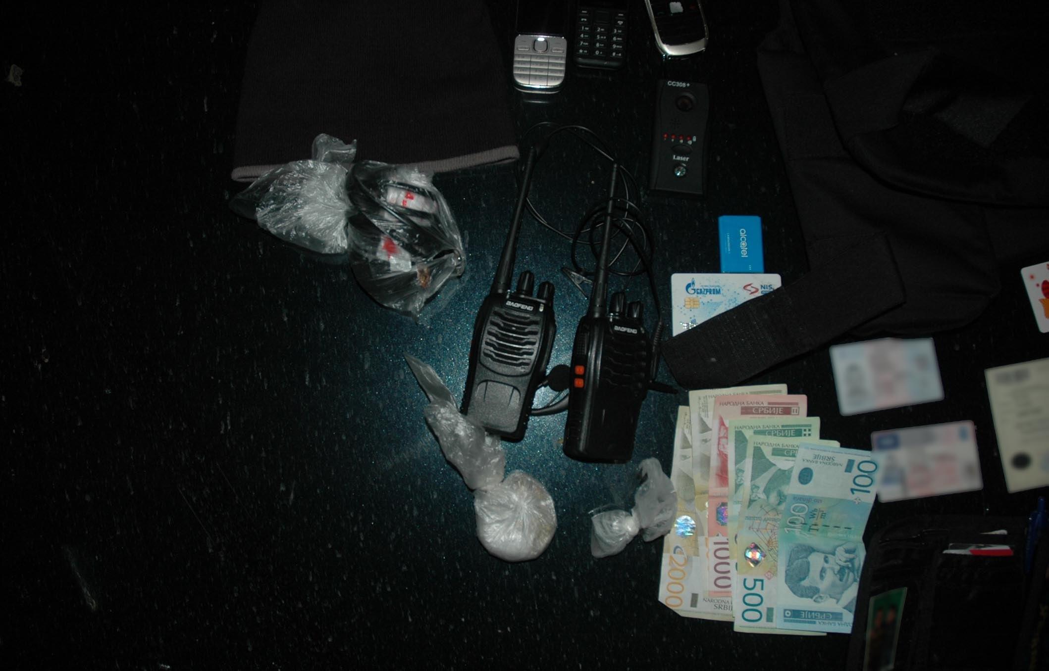 Hapšenje pljačkaša, Pančevo, Banatksi Karlovac