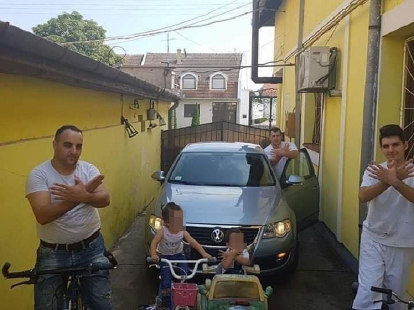 Dolovo pekari Albanci