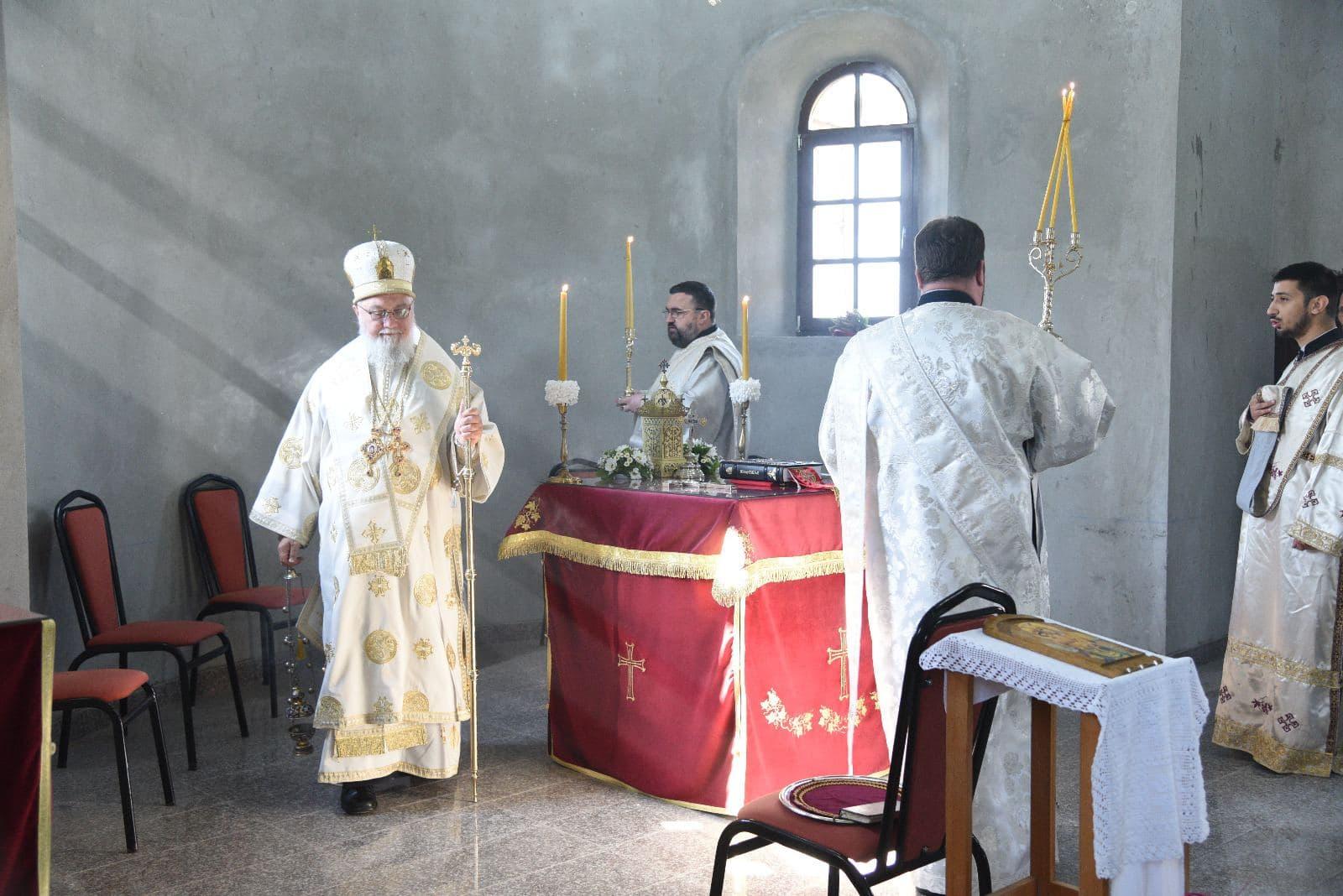 Slava crkve na kudeljarcu