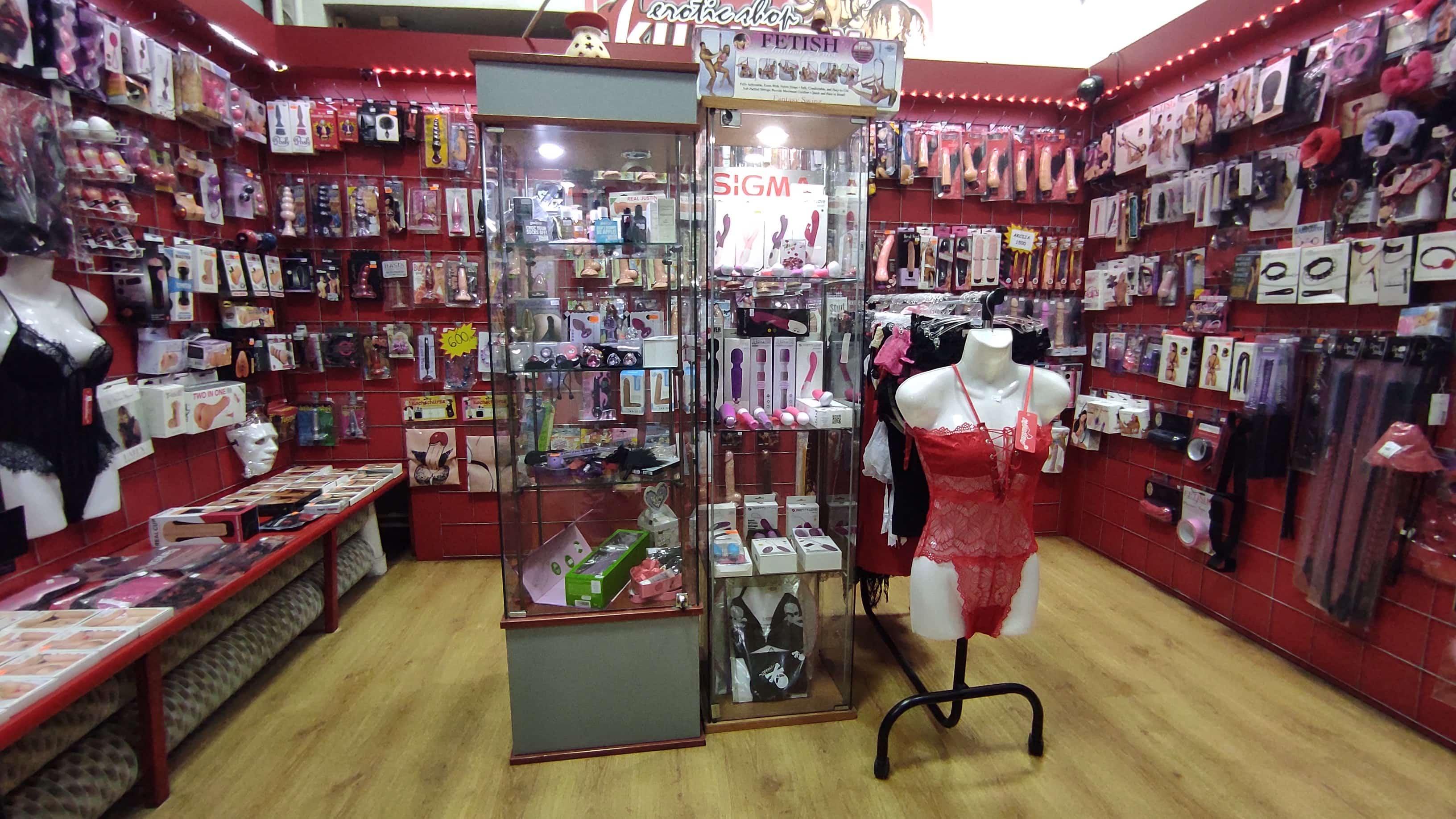 Erotic shop Kupidon