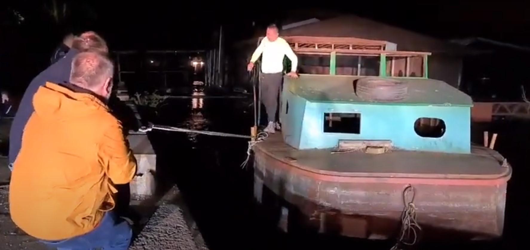 Tamiš brod