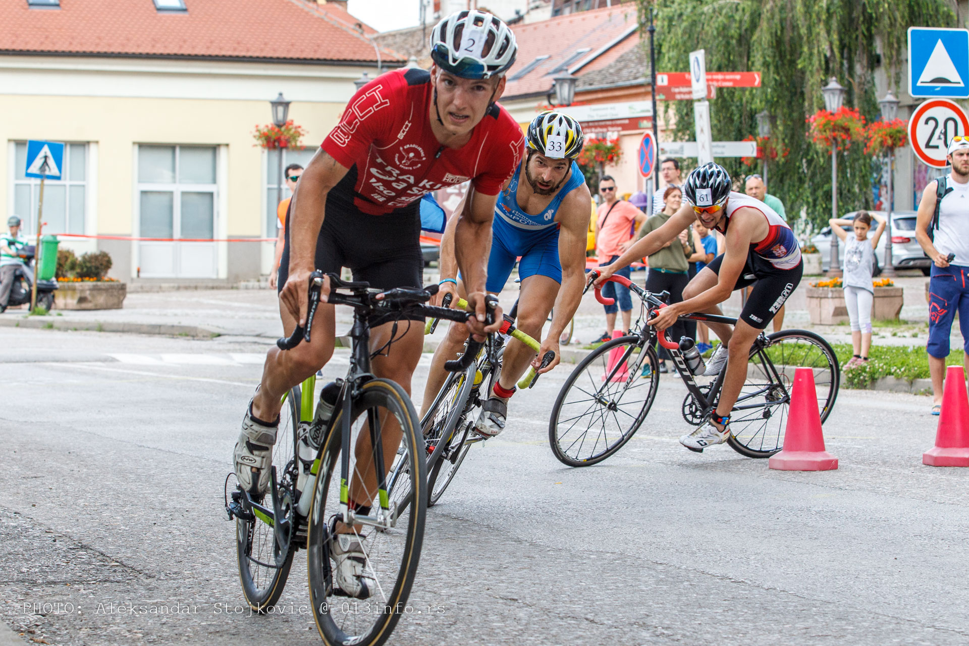Triatlon Pančevo 2020