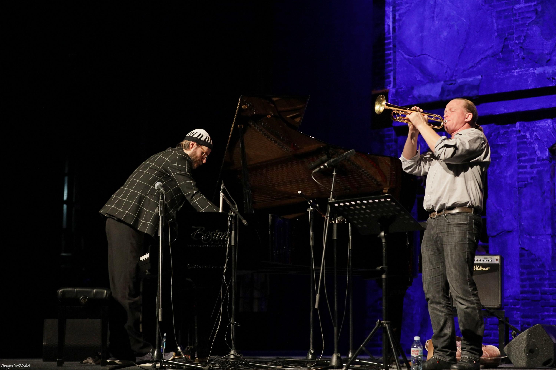 Koncertima dua Davida Helbocka i Lorenza Raaba i grupe Eyot zatvoren Pančevački džez festival