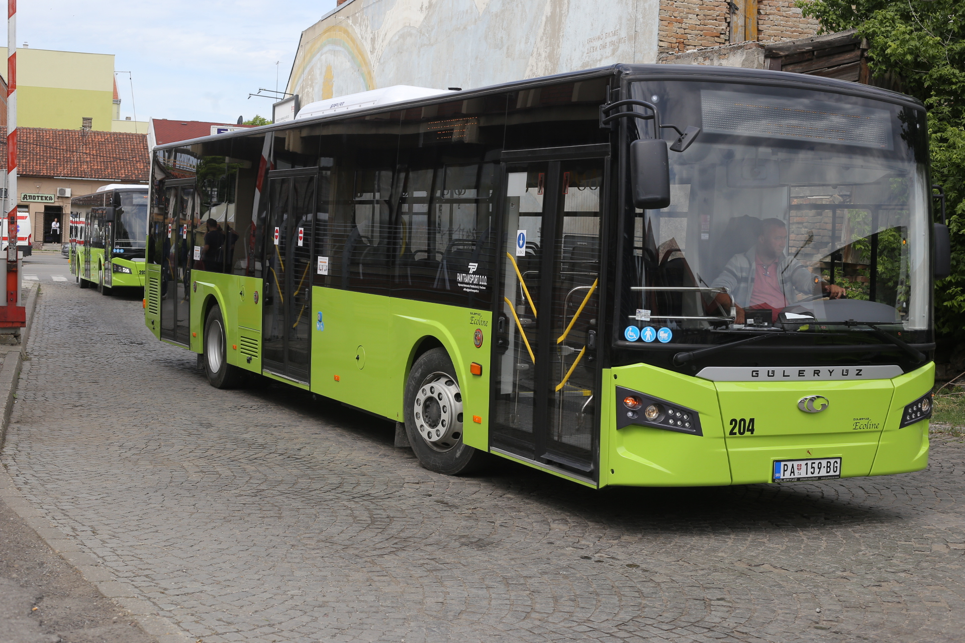Autobusi Pantransport