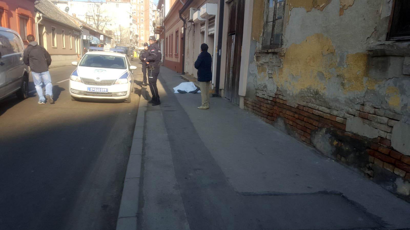 Infarkt na ulici