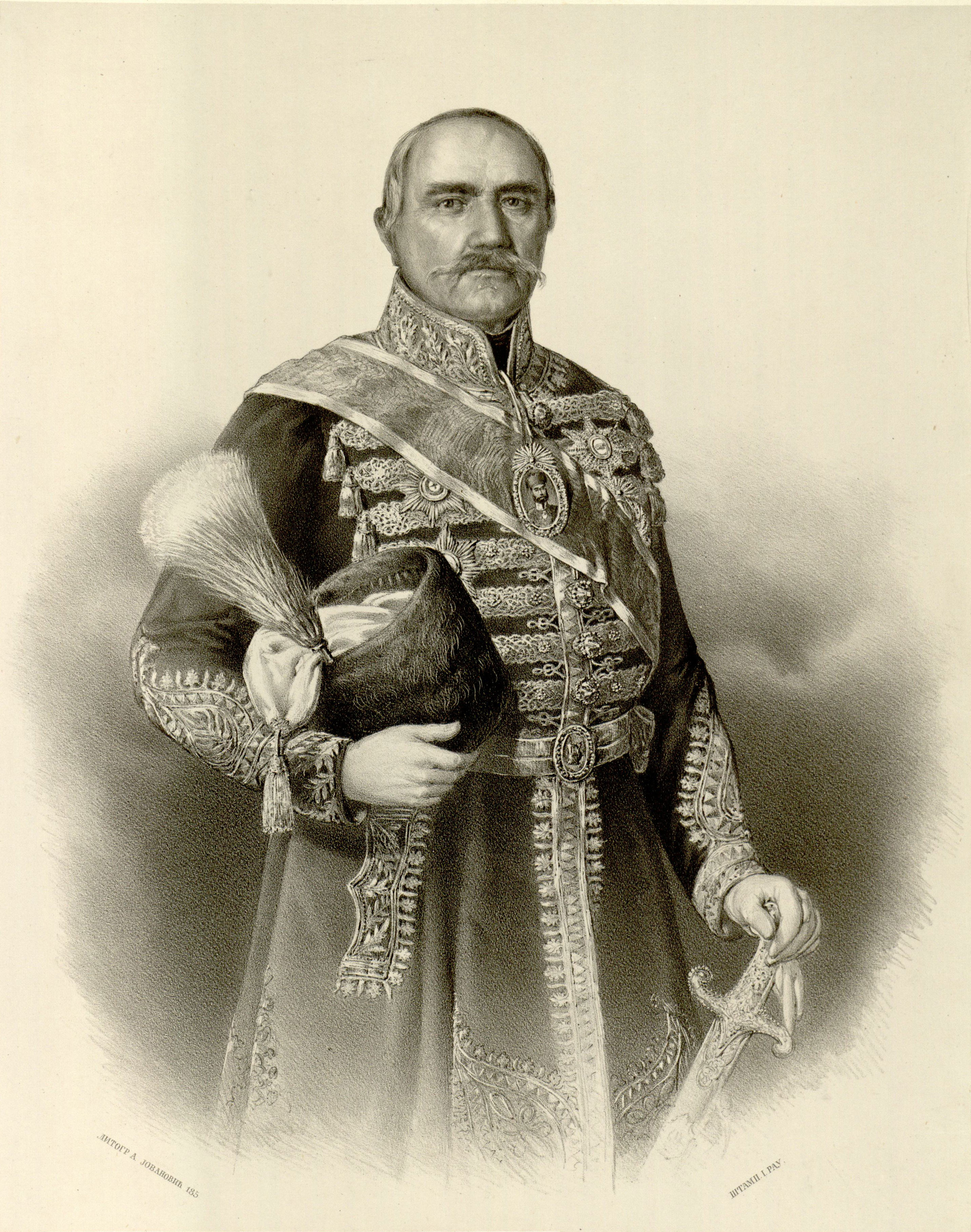 Milos Obrenovic