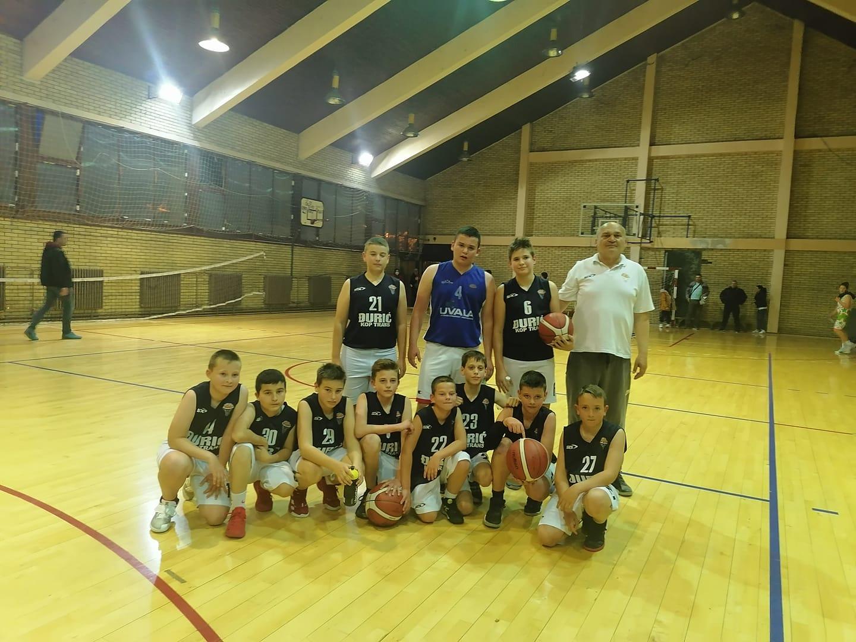 Košarkaši Mladosti Omoljica