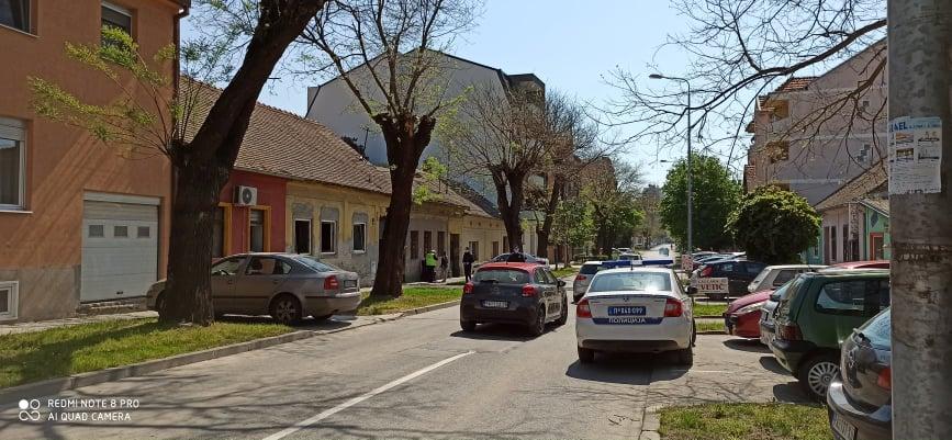 Požar u Karađorđevoj