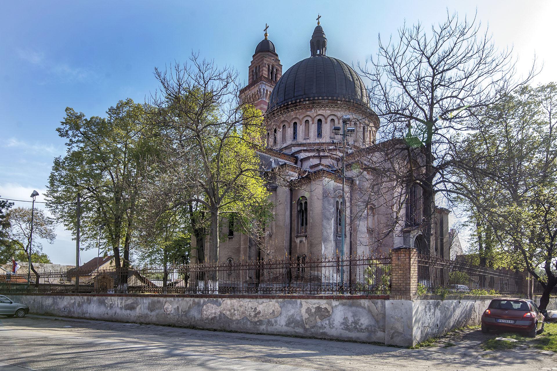 Preobra\enska crkva u Pančevu