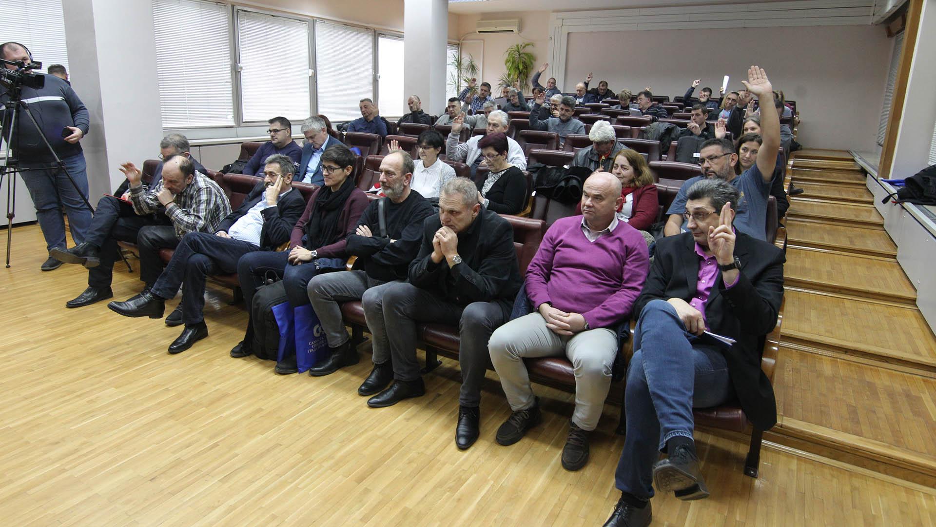Izborna konferencija sindikata Pančevo