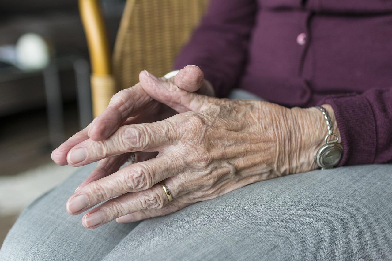 Stare ruke