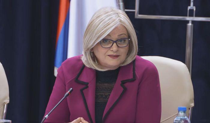 Jorgovanka Tabaković, guvernerka NBS