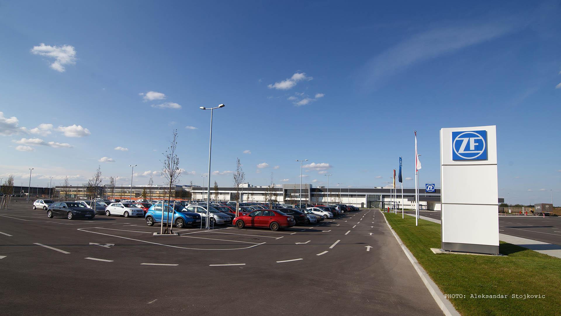 ZF Pancevo fabrika
