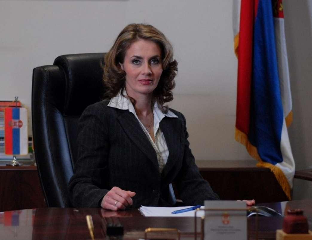 Brankica Jankovic poverenica za ravnopravnost
