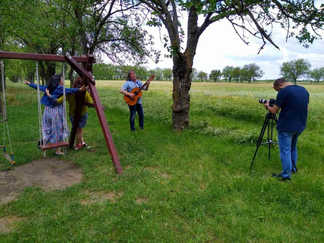 Snimanje spota