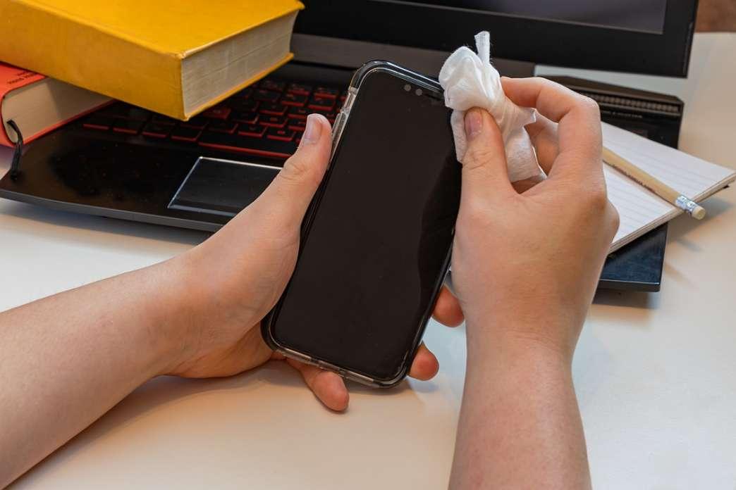 Čišćenje mobilnog