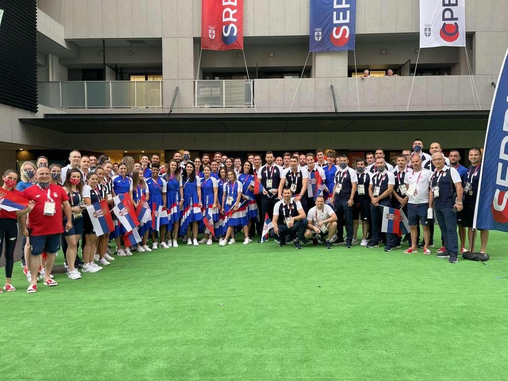 Olimpijci u Tokiju