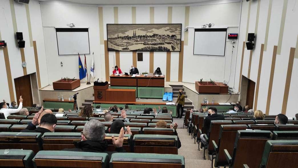 Skupština Pančeva