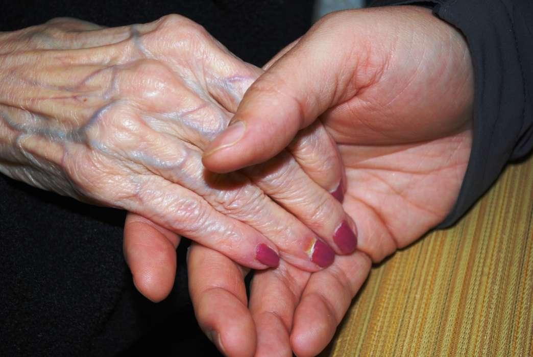 Stara i mlada ruka