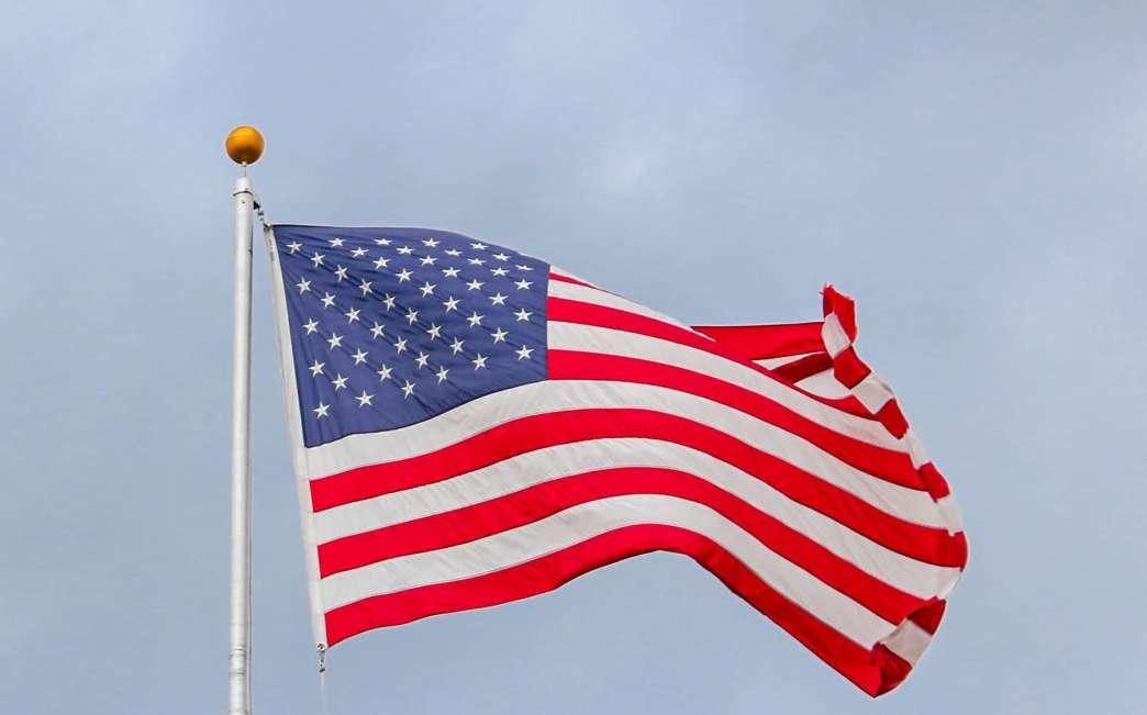 USA zastava