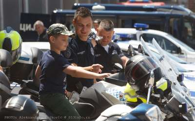 Dan policije u Pančevu
