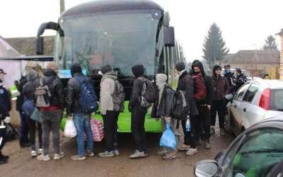 Migranti Kikinda Preševo