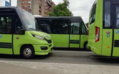 Novi autobusi u Pančevu