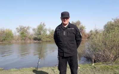 Oliver Adžič, ribočuvar