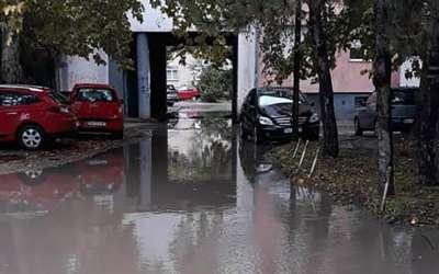 Američke zgrade poplava