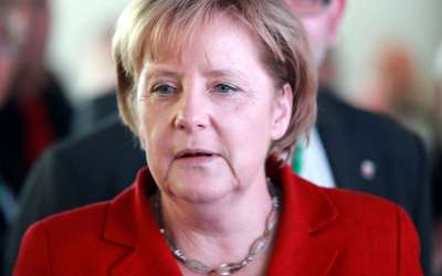 Angrela Merkel