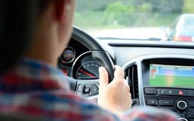 Automobil vožnja