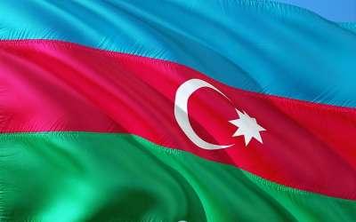 Azerbejdžan zastava