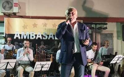 Koncert Slavka Banjca u Omoljici