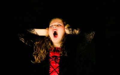 ljuta devojčica
