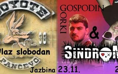 Gorki i Sindrom u Jazbini