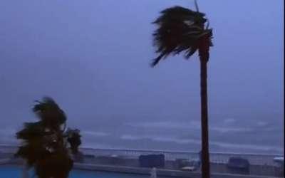Uragan u Grčkoj