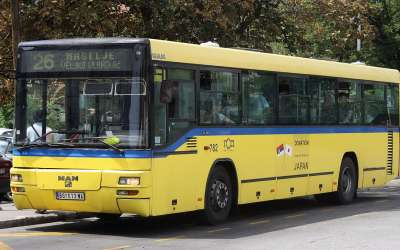 GSP autobus