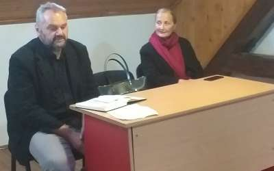 Gordana Vlajić i Duško Kočalak