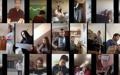 Hor Srednje muzičke škole Jovan Bandur