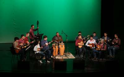 Tamburaški orkestar Pančeva svira Bitlse