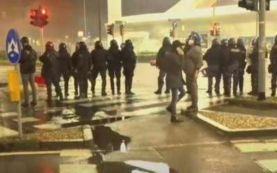 Italija protest