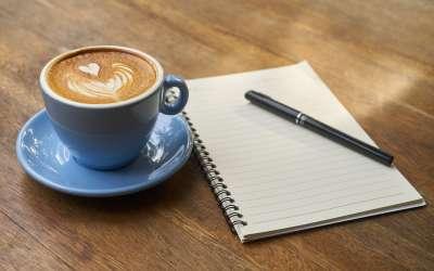 Kafa i beležnica