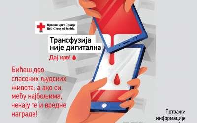 Krv život znači