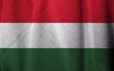 Mađarska zastava