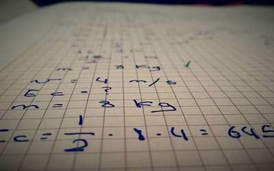 Matematika test
