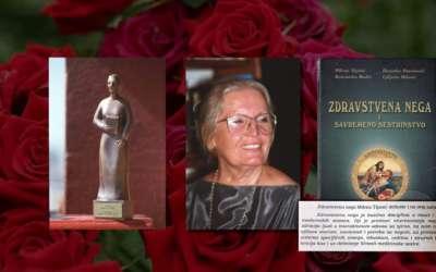 Poslednji oproštaj od profesorke Milene Tijanić
