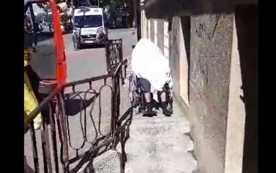 Smrt ispred kovid ambulante